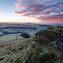 Sunrise at Shutlingsloe