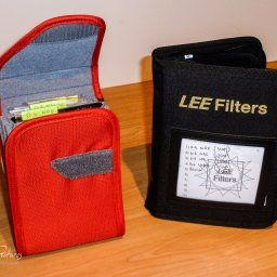 The Lee Filter Holder Vs CliK Elite Filter Holder vertical side by side