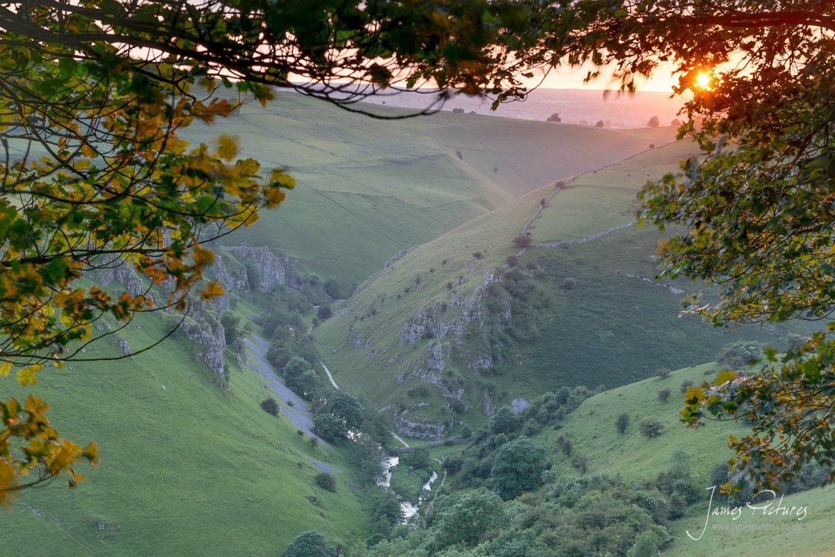 Wolfscote Dale Peak District Photography