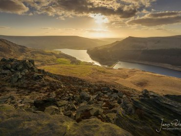 Ashway Rocks Peak District Landscape Photography