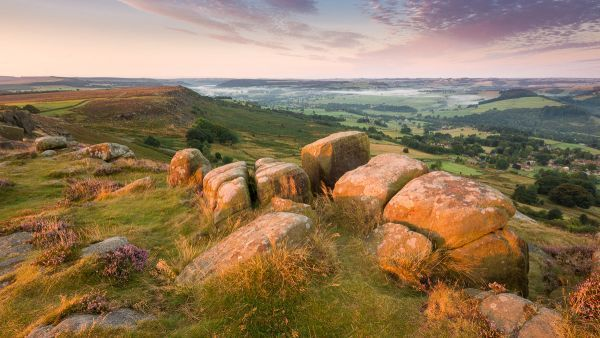 best places to photograph peak district
