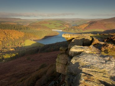Bamford Edge  Derwent Valley