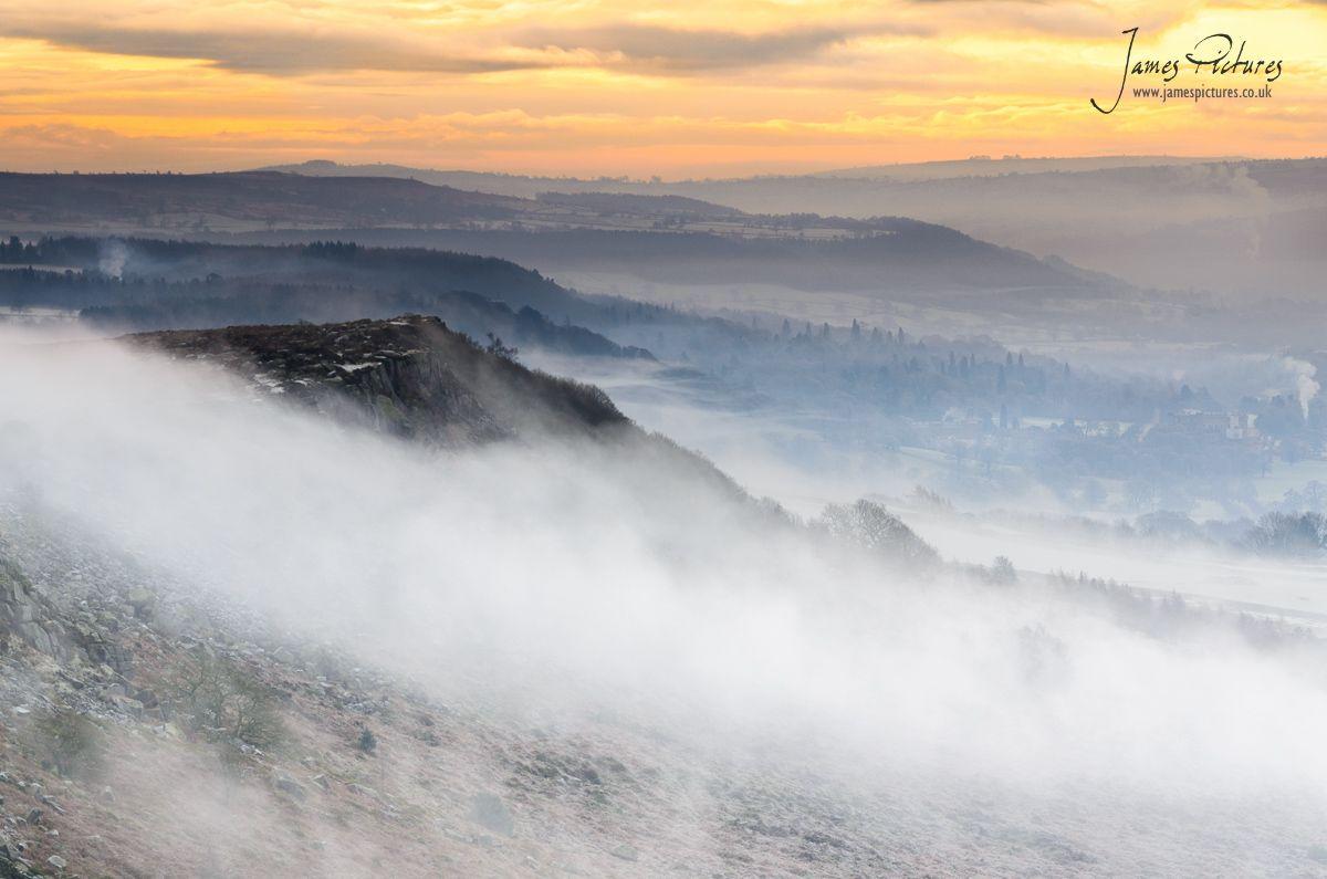 Baslow Edge  Mist