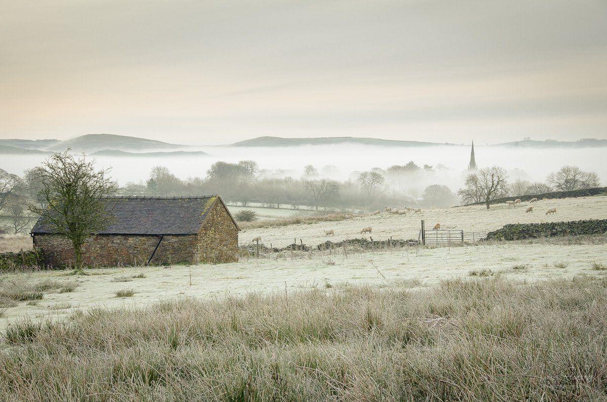 Butterton Village Mist