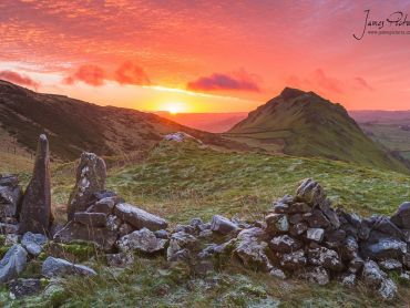 Chrome Hill Sunrise