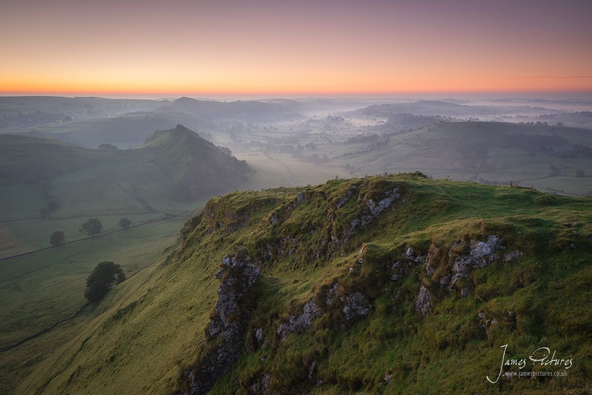 Chrome Hill in the Peak District - James Pictures