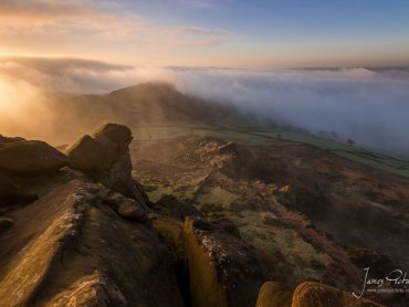 The Roaches Cloud Inversion