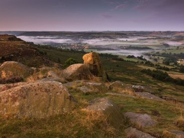 Curbar Edge Derwent Valley