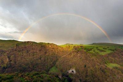 Dove Holes Rainbow