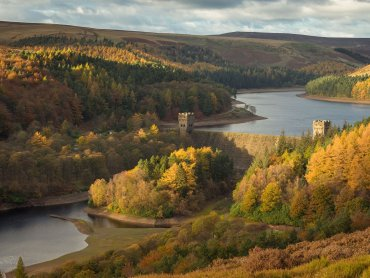Howden Reservoir Upper Derwent Valley