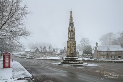 Ilam Village  Staffordshire