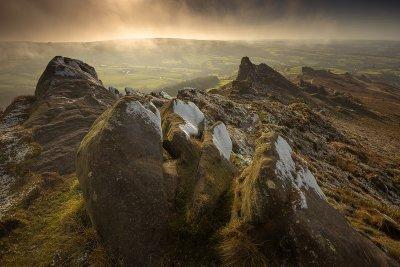Ramshaw Rocks Staffordshire