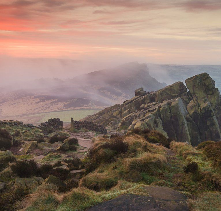Staffordshire Landscape Photography and Photos
