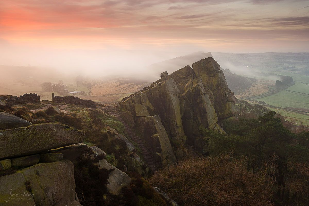 The Roaches Sunrise