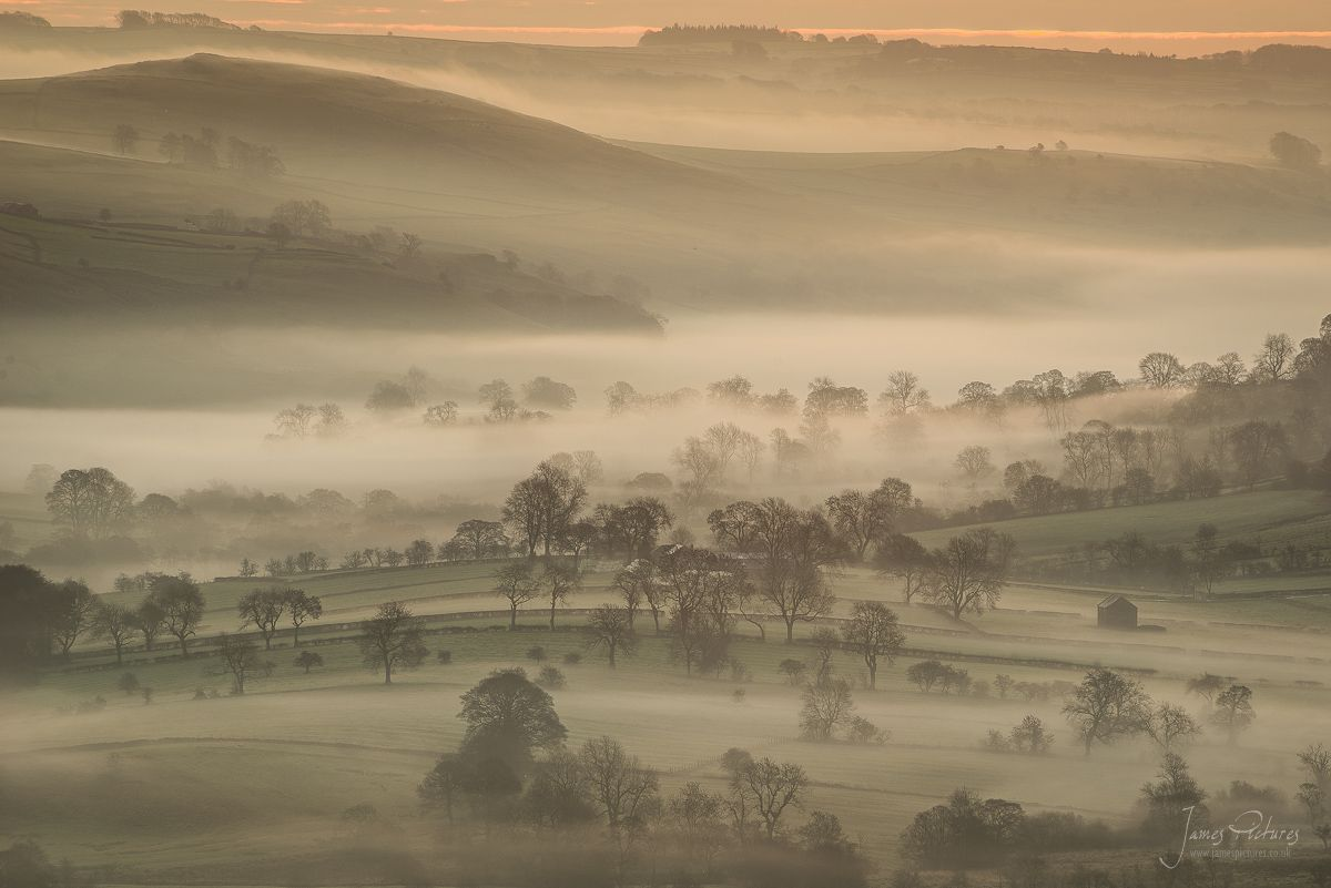 Derbyshire Landscape Photography James Pictures