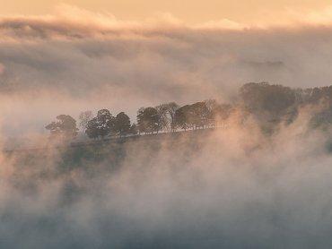Tissington Morning Mist
