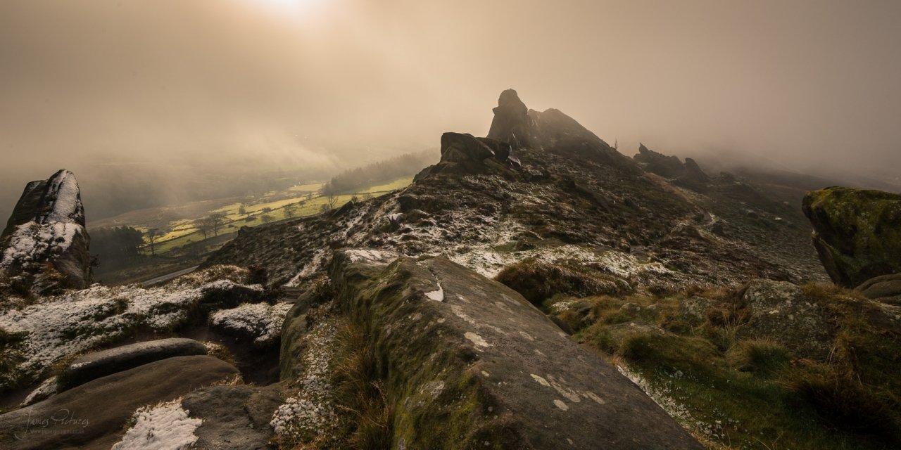 Ramshaw Rocks Staffordshire South West Peak