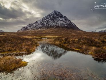 Buachaille Etive Mor Reflection