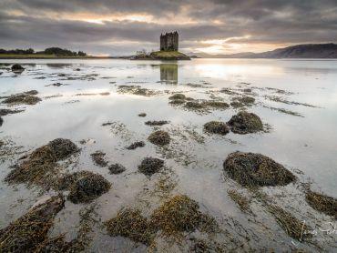 Castle Stalker in Appin, Argyll