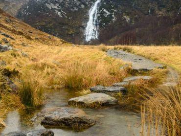 Steall Ban Falls