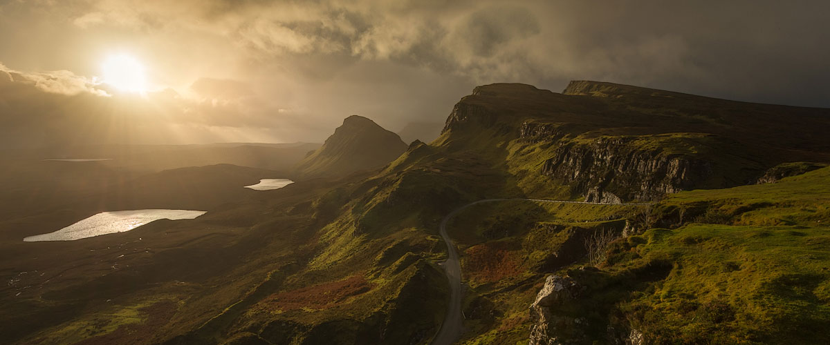 The Quiraing Skye