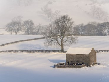 Barn at Longnor