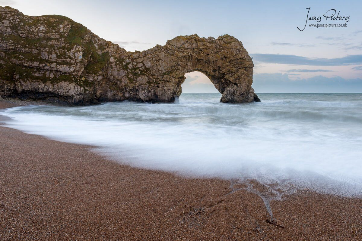 Durdle Door pre Sunrise on the Jurassic Coast