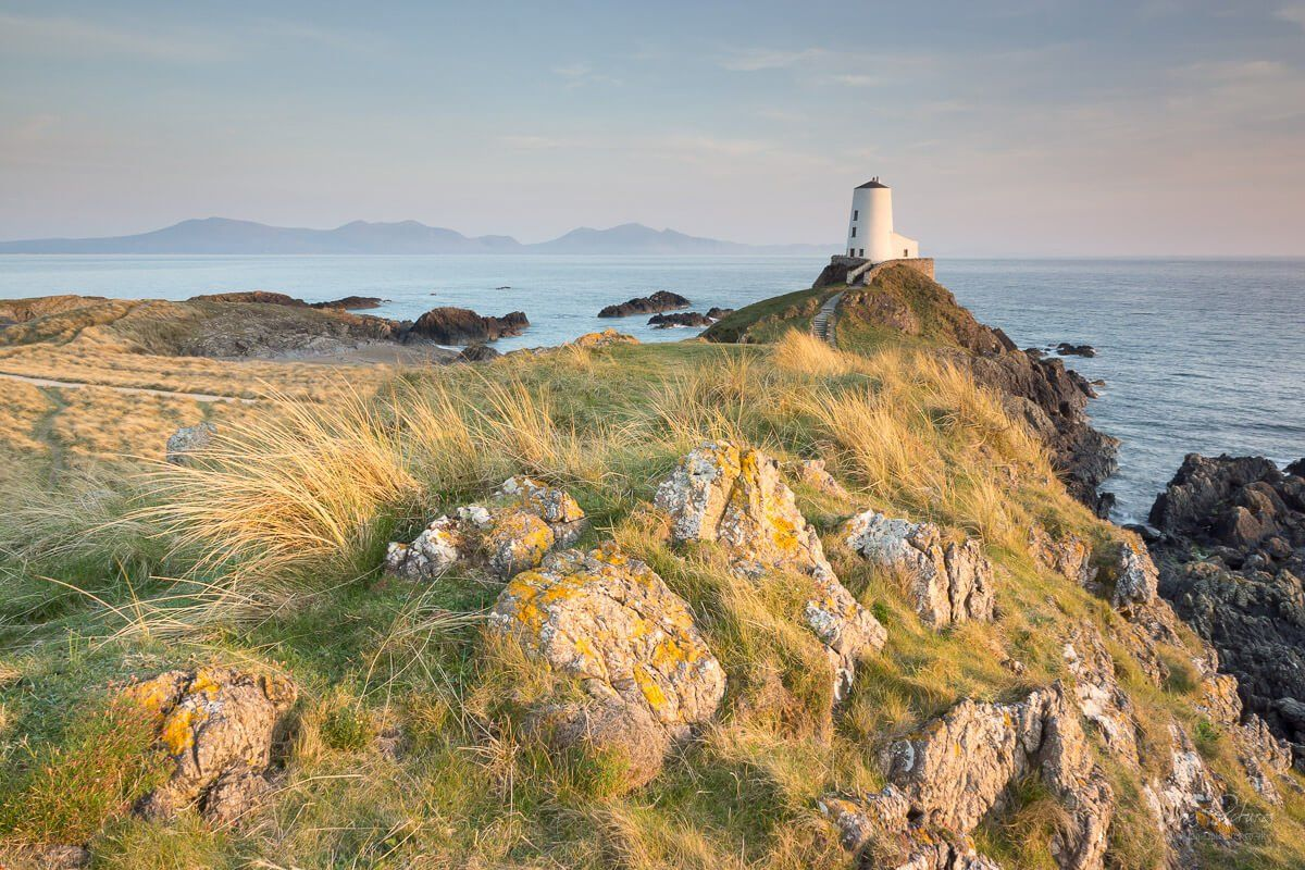 Twr Mawr Lighthouse, Llanddwyn Island