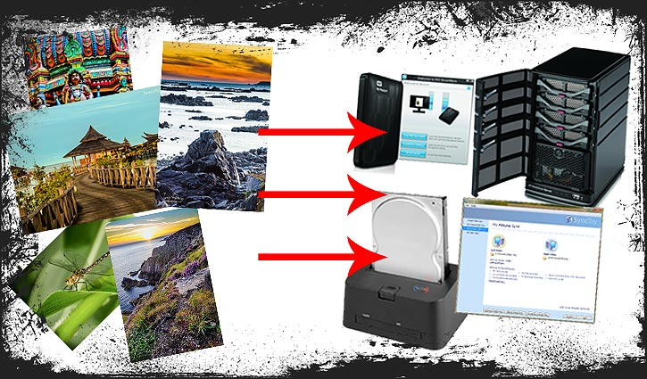 How to Backup You Photos