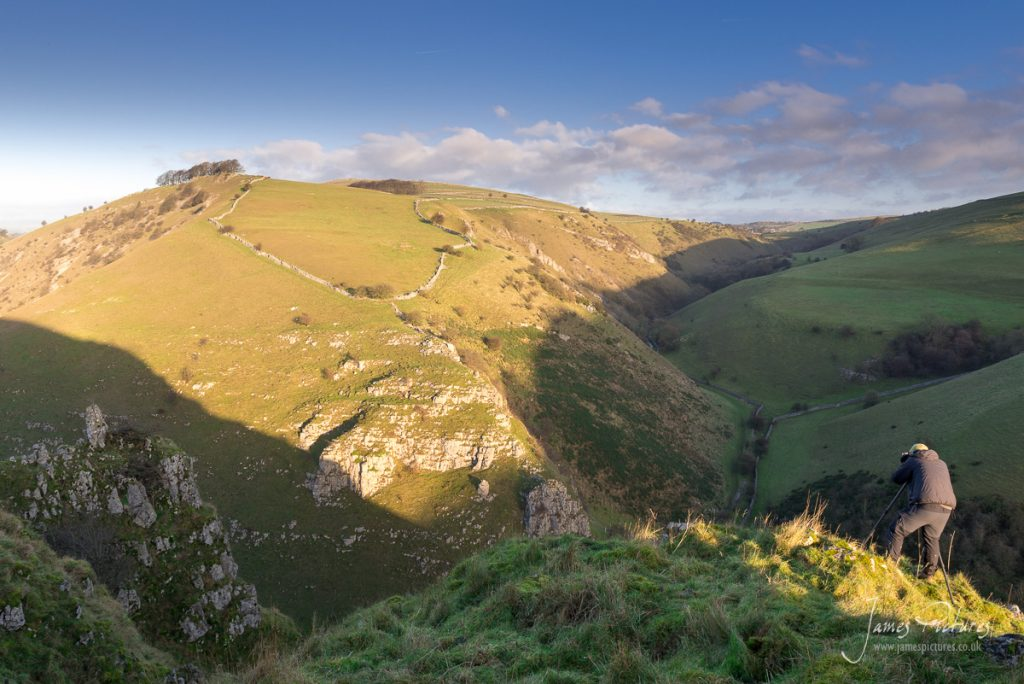 The Peak District is an amazing place for Landscape Photography