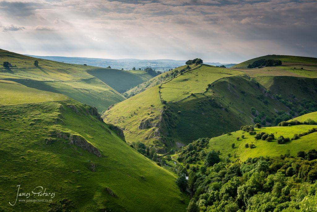 Wolfscote Dale - Peak District Landscape Photography